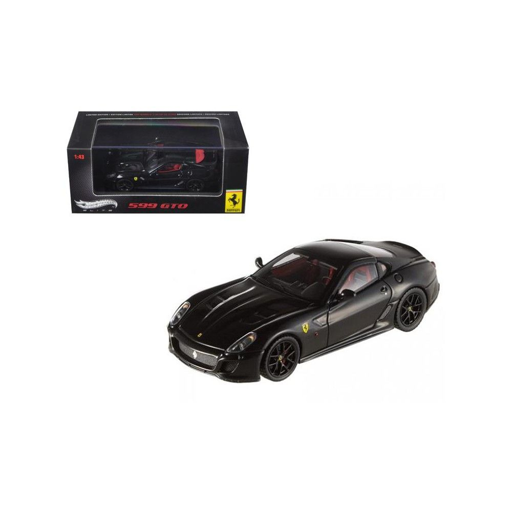 Ferrari  599 GTO 10  Hot Wheels 1:43