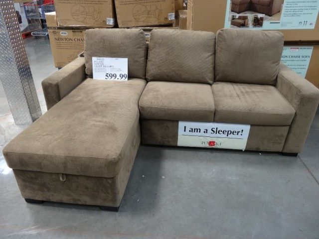 Newton Chaise Sofa Costco Makes Into A Bed And Has Storage