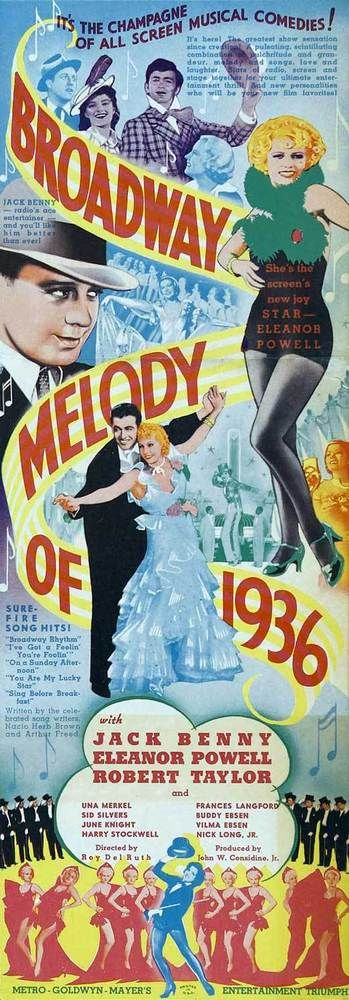 Watch Broadway Melody of 1936 Full-Movie Streaming