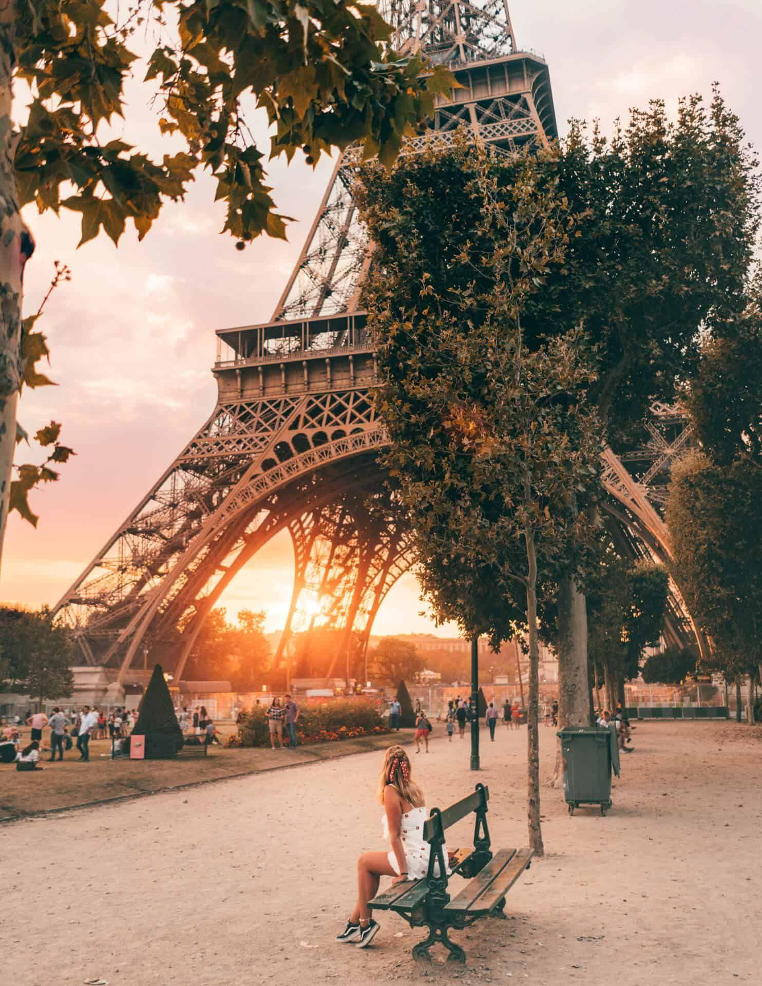 Paris City Trip