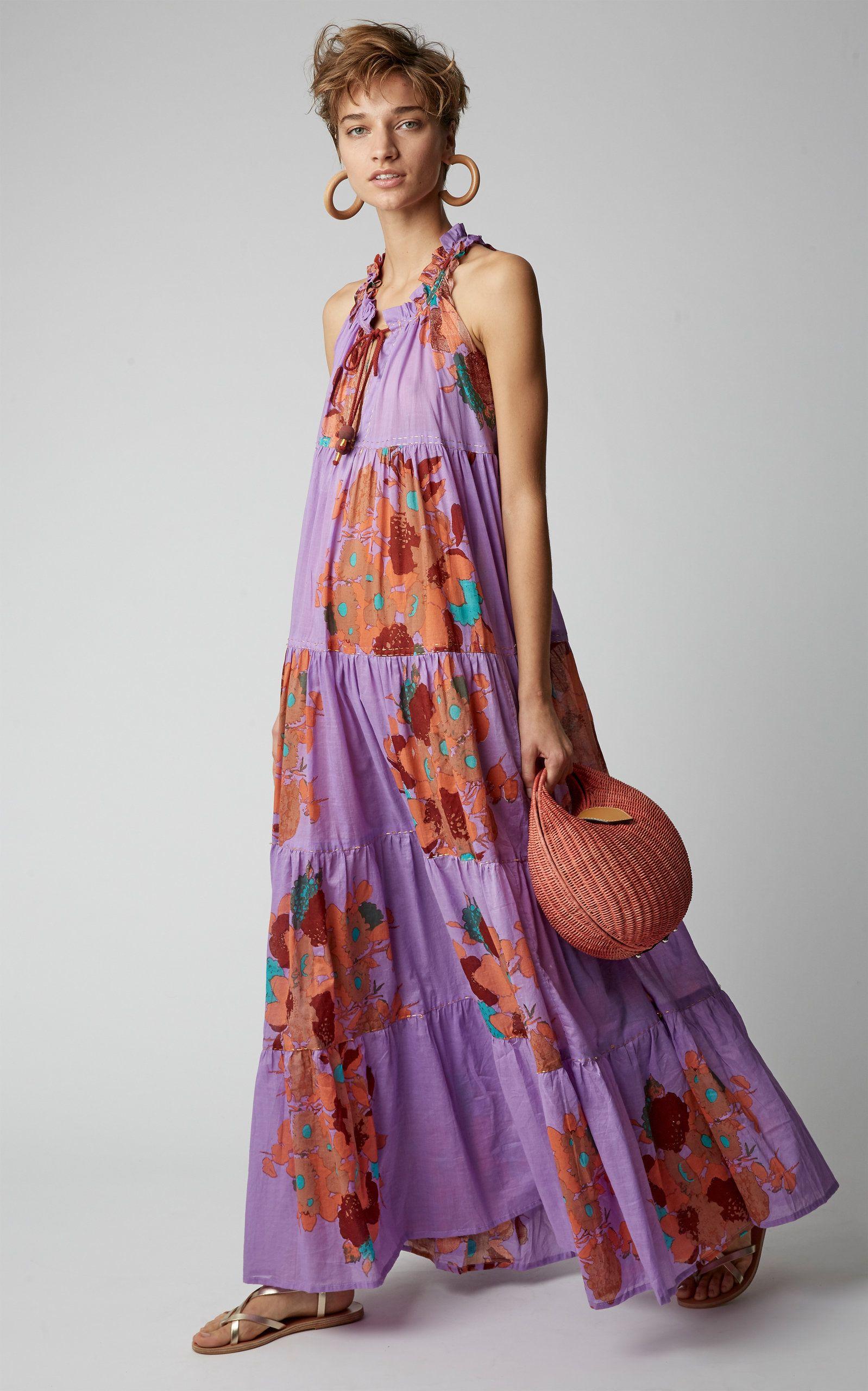 Love The Bag Earrings Tiered Dress Dep [ 2560 x 1598 Pixel ]