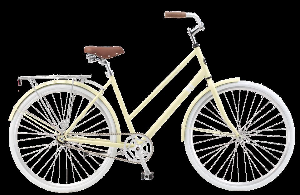 "Kent 26/"" Pour Femmes Bayside Cruiser Vélo or"