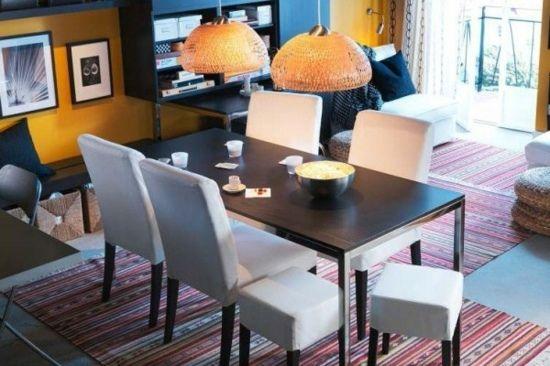 choisir les chaises salle à manger design - 20 idées