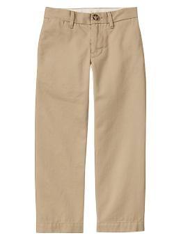 e9d802750e188e GapShield uniform flat front pants