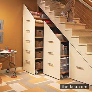 50 Gorgeous Hallway Underneath Stairs Storage Suggestions To Consider In Your Residence Http Www Theikea Com Ikea Decoration Ideas Home House Stair Storage