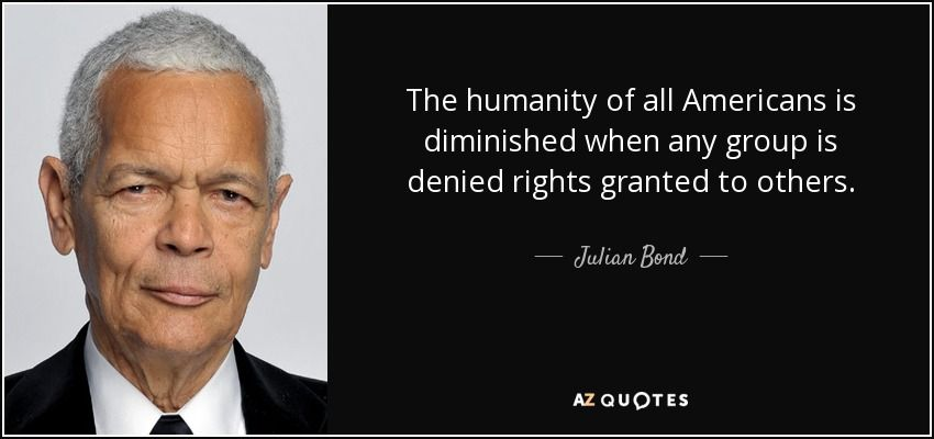 Bond Quotes Fair Julian Bond's Legacy Of Dissent And #blacklivesmatter  San Antonio