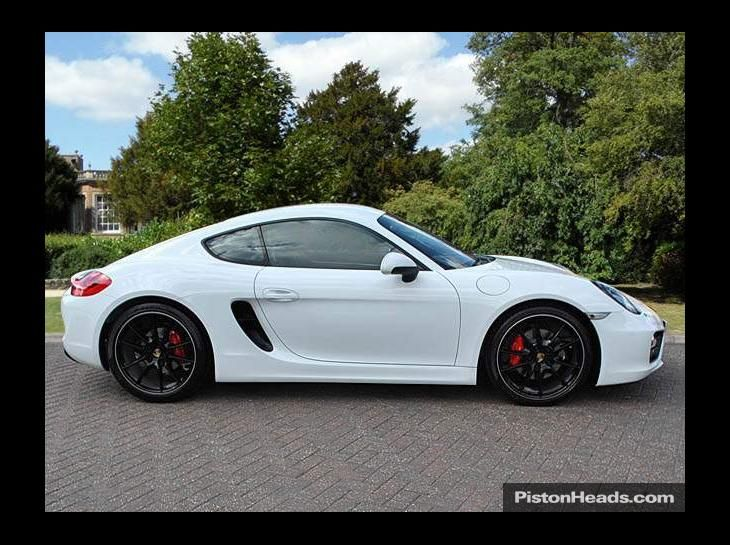 Used Porsche Cayman Cayman S for sale , PistonHeads (Ref