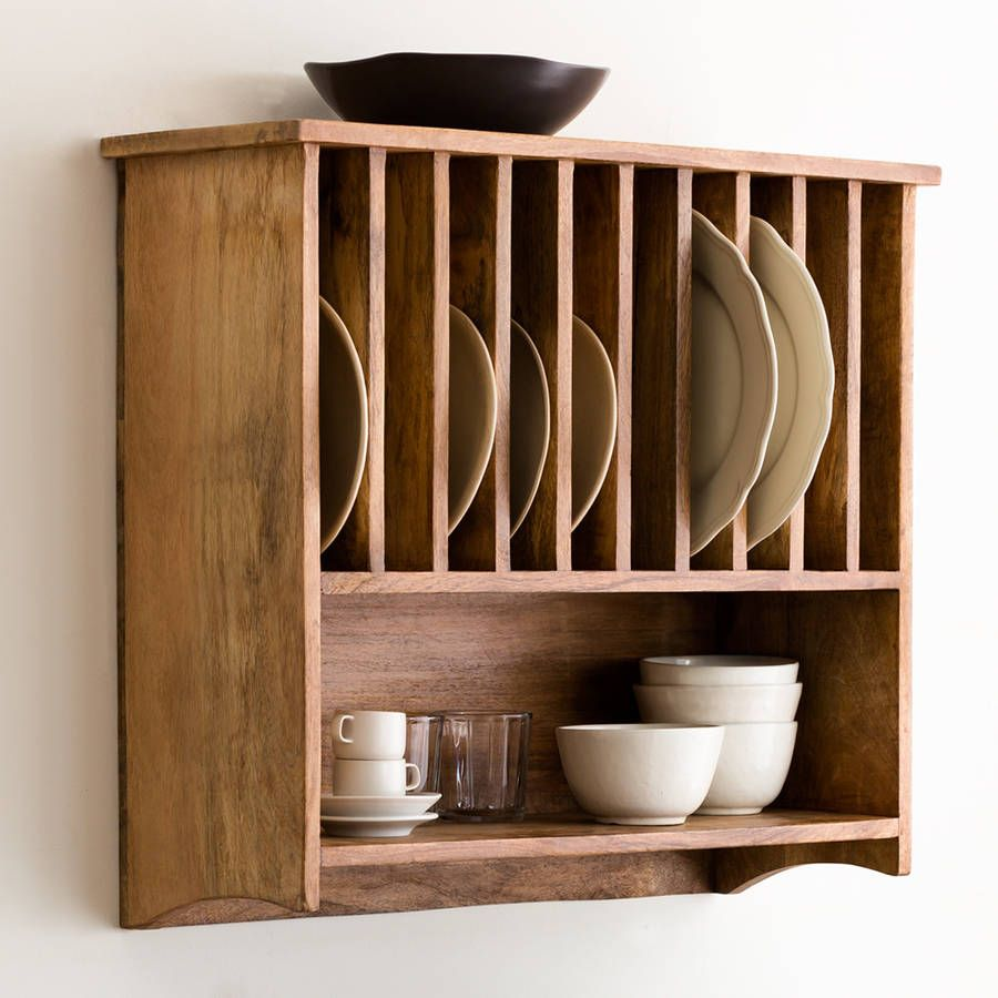 Image result for under cabinet platter rack | Wall mount ...
