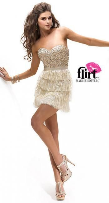 Flirt Prom by Maggie Sottero Dress PF2120 | Terry Costa Dallas ...