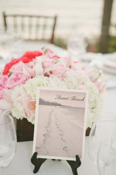 Infinite Love Wedding Coordinating & Consulting, One Love Photography, Ombre centerpiece pink  www.infiniteloveweddings.com