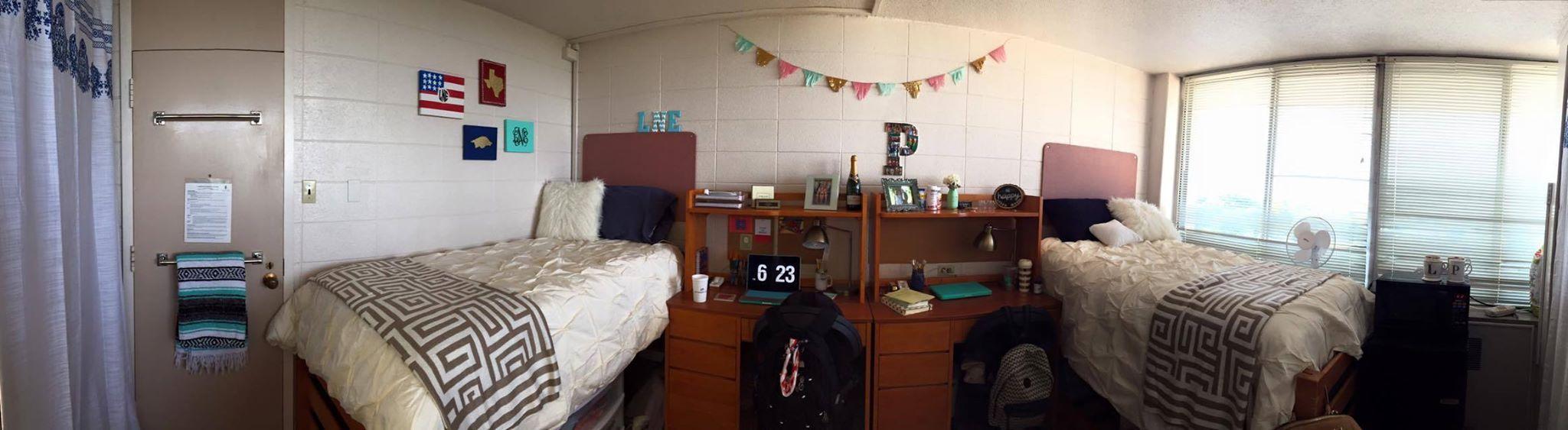 University Of Arkansas Reid Hall Wps Uark Dorm College Dorm Room Decor University Of Arkansas Dorm Inspiration