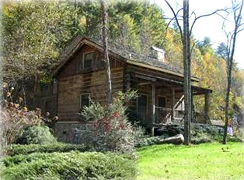 Trout Retreat Cabin Boone North Carolina Cabin Rental Creekside Fishing Fishing Cabin Log Cabin North Carolina Cabin Rentals