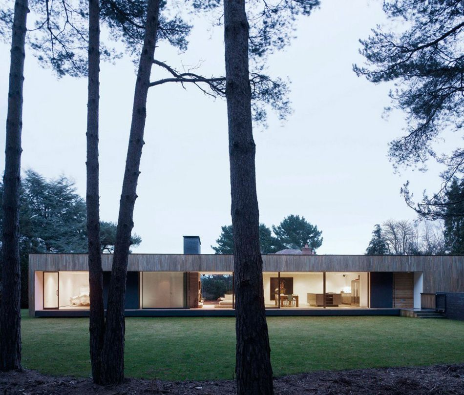 Watson House By John Pardey Architecture Exterior Architecture Architecture Wallpaper