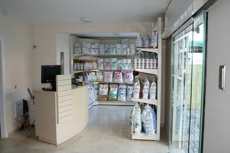 Food Display For Veterinary Clinic Show Room Food Displays Veterinary Clinic Home Decor