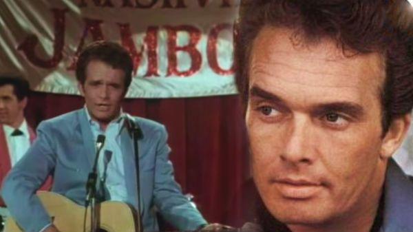 Merle Haggard Swinging Doors 1967 Live Video Merle Haggard Country Music Lyrics Quotes Music Lyrics Quotes Songs
