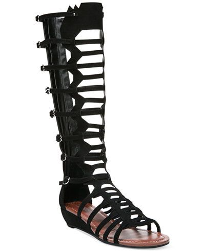 7aee16cd570 Carlos By Carlos Santana Wavery Gladiator Sandals. Carlos By Carlos Santana  Wavery Gladiator Sandals Carlos Santana Shoes ...
