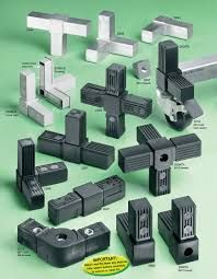 Image result for square tubing fittings | Sprinter Building Parts