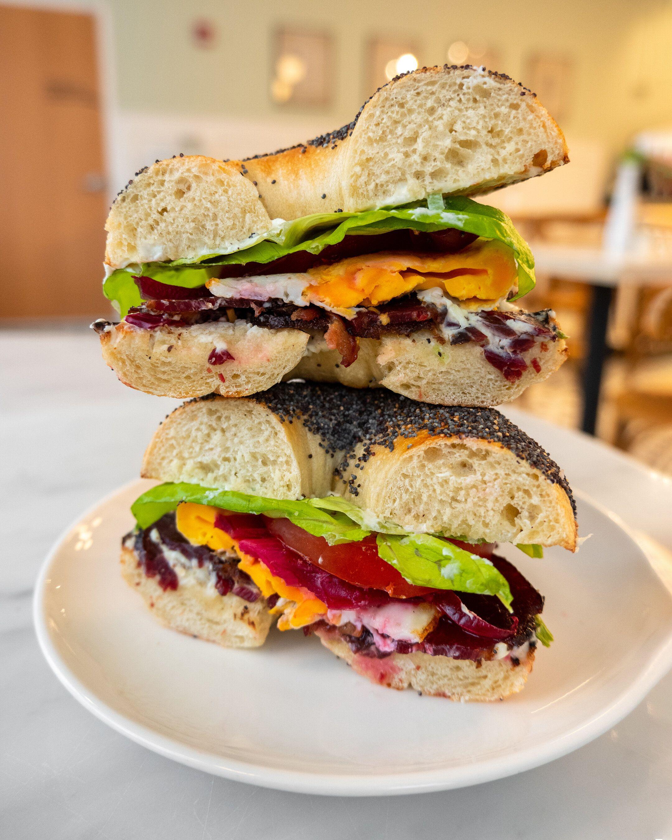 Menu June S Delicatessen In 2020 Edmonton Restaurants Eat Food