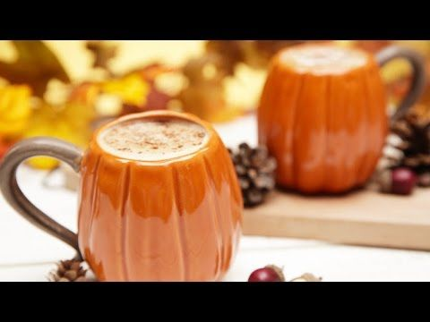 Enjoy The Cold Weather With This Recipe For A Warm And Frothy Vegan Psl That S Yummy Milkshake Recipes Starbucks Pumpkin Spice Latte Vegan Pumpkin Spice Latte