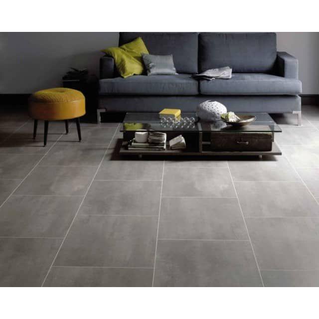Designflooring Opus Vinyl Designbelag Vinylboden zum Verkleben - graue wand und stein