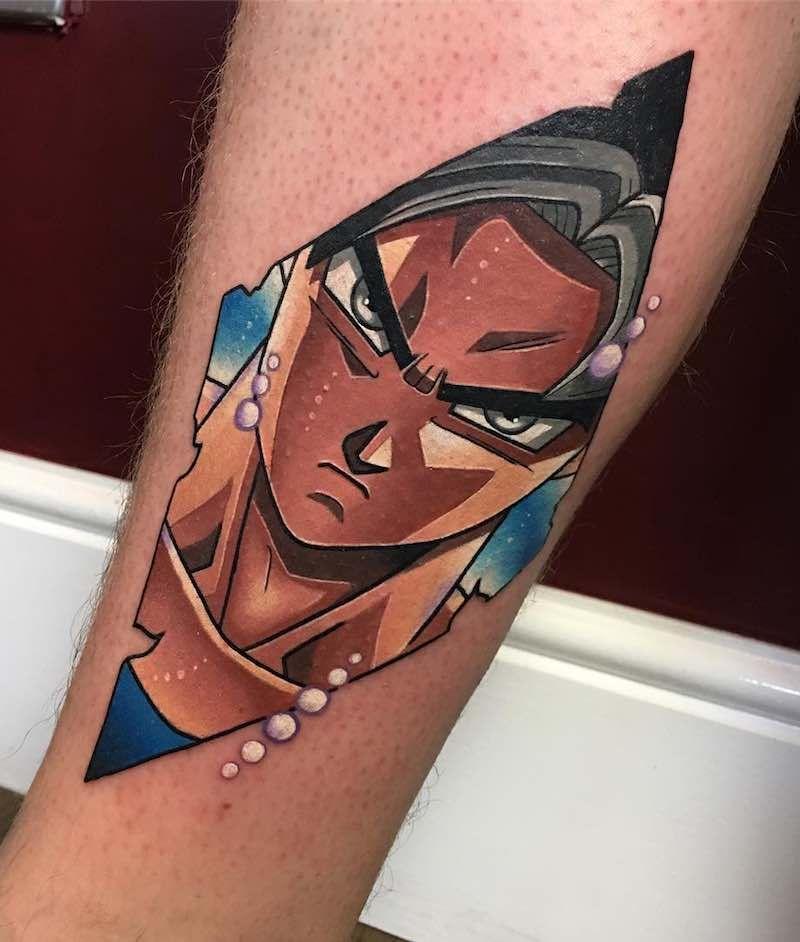 The Very Best Dragon Ball Z Tattoos