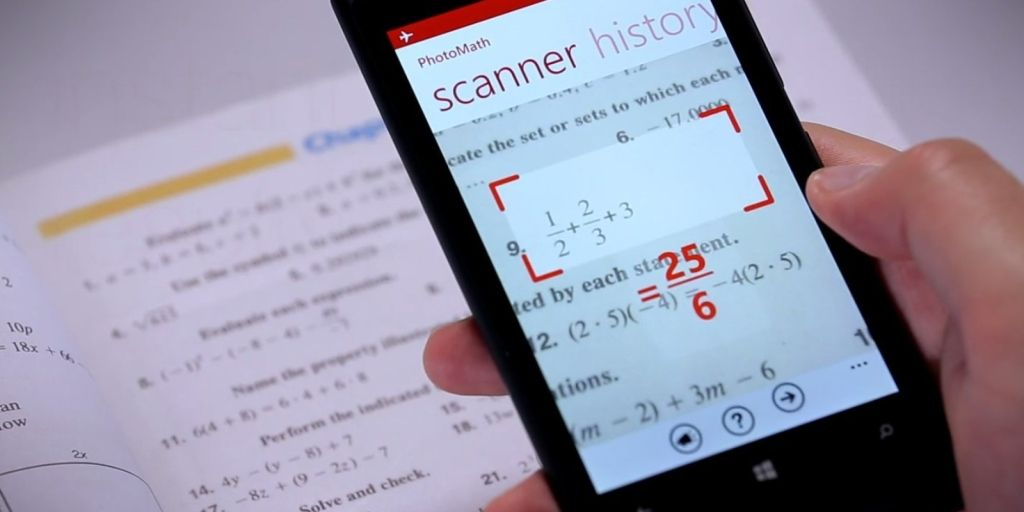 Take A Photo Of The Math You Don't Know And This App Will