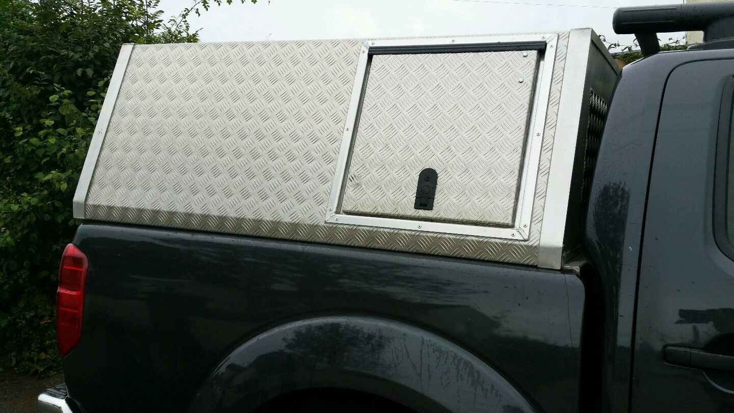 Checker plate canopy hard top pick up navara hilux l200 ranger & REDUCED!!!! Checker plate canopy hard top pick up navara hilux ...