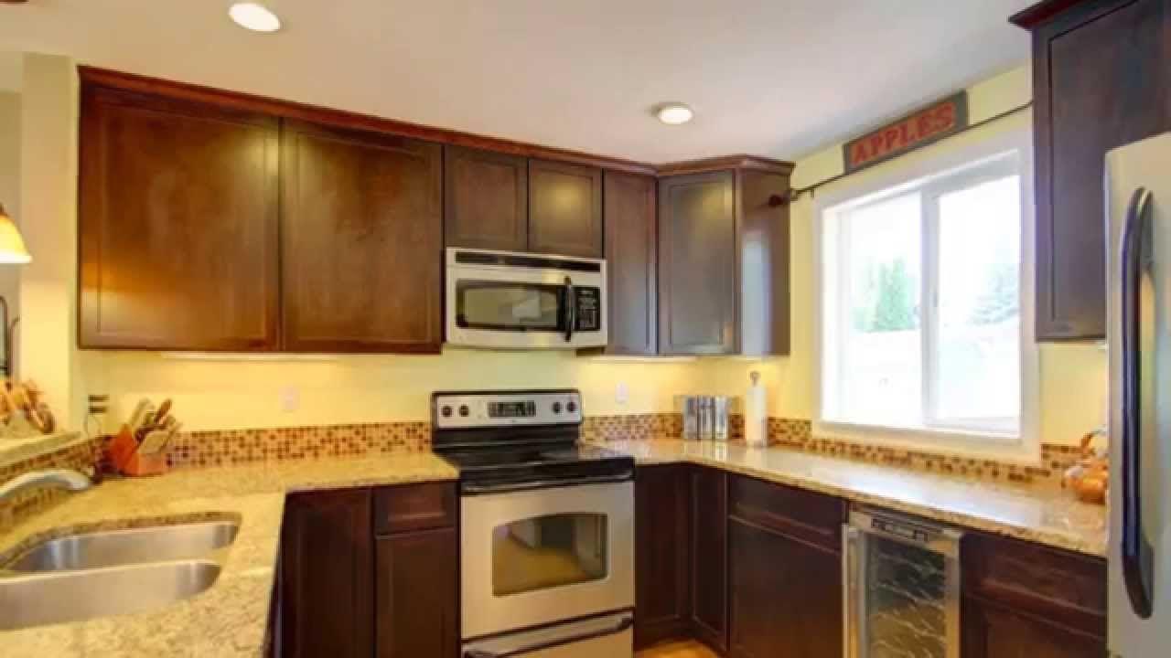 1607 E Hazel Burlington Wa Level Homes Kitchen Cabinets Kitchen