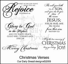 Religious Christmas Card Sayings.Pin On Quotes