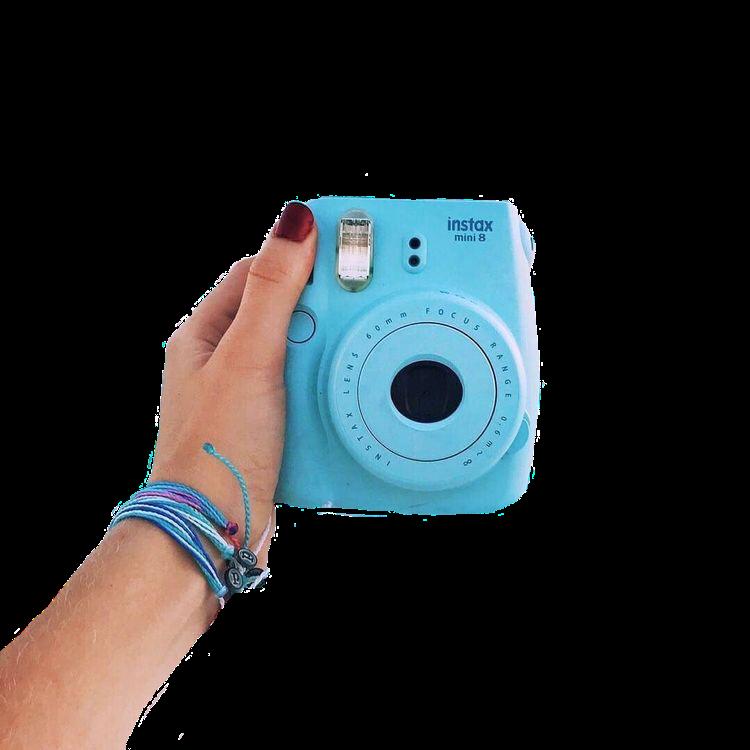 Blue Polaroid Camera Png Instax Mini Fujifilm Instax Mini Fujifilm Instax