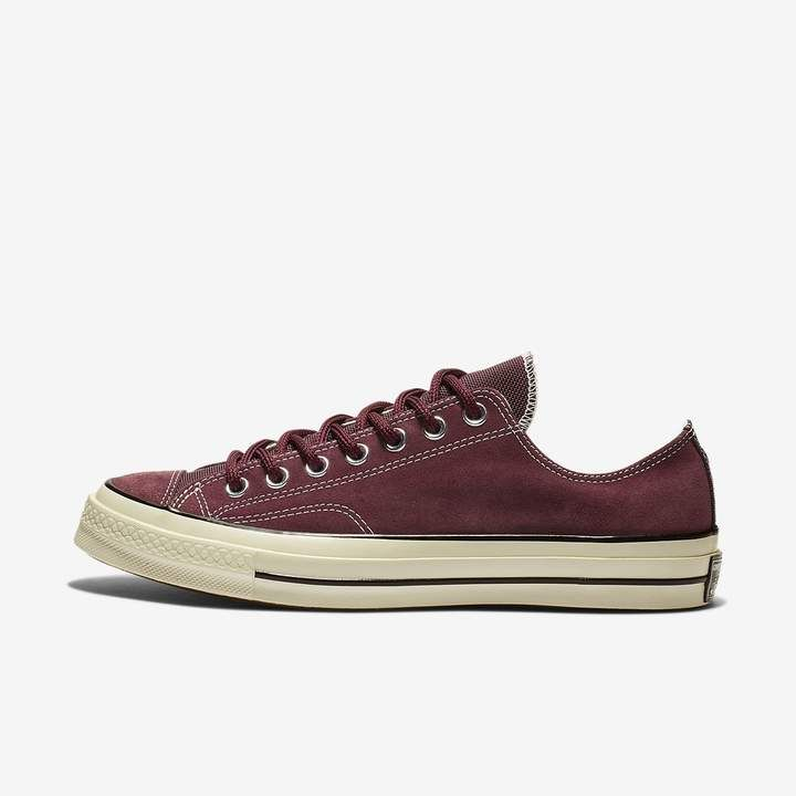 2623decbe442 Converse Chuck 70 Base Camp Suede Low Top Unisex Shoe