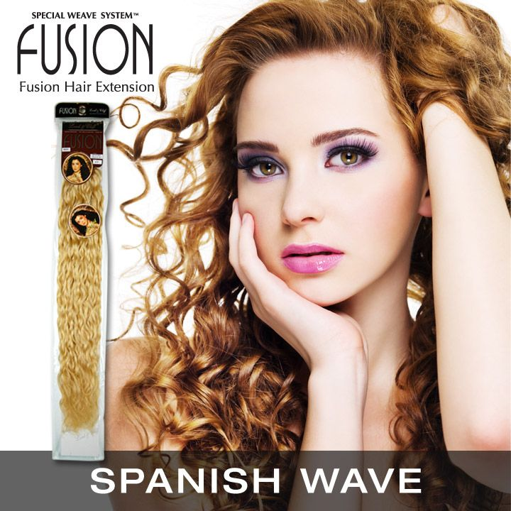 Try Out Our Fusion Weave Collection Featuring The Spanish Wave