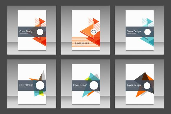 Cover Design Annual Report Vol  Annual Reports And Brochures