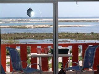 Apartamento de 1 Quarto com vista panorâmica sobre o Mar e Ria FormosaAluguer de férias em Fuzeta da @homeawaypt