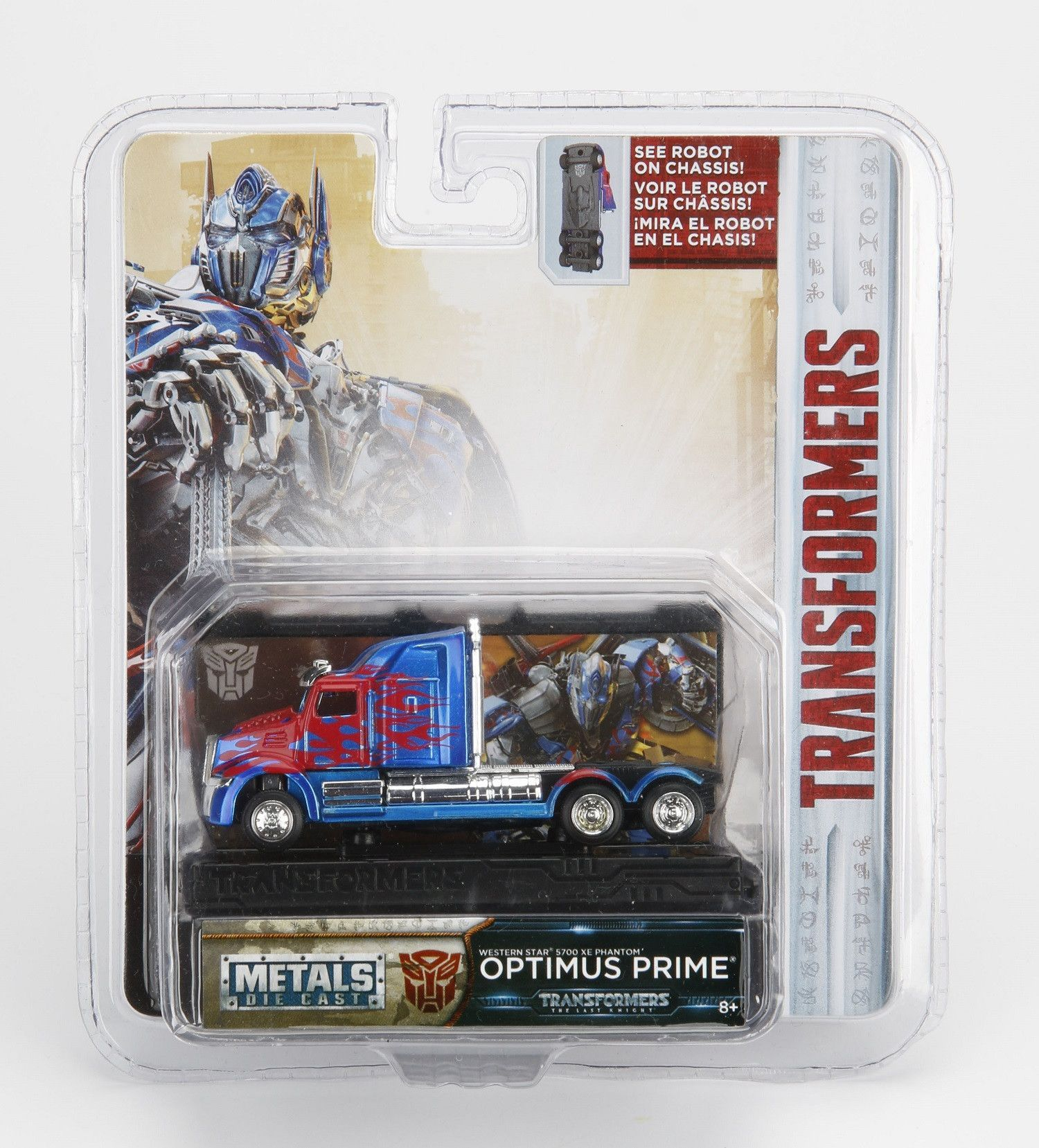 1955 chevy stepside tow truck black jada toys bigtime - Jada Diecast Metal 1 64 Scale Transformers Movie Last Knight Optimus Prime