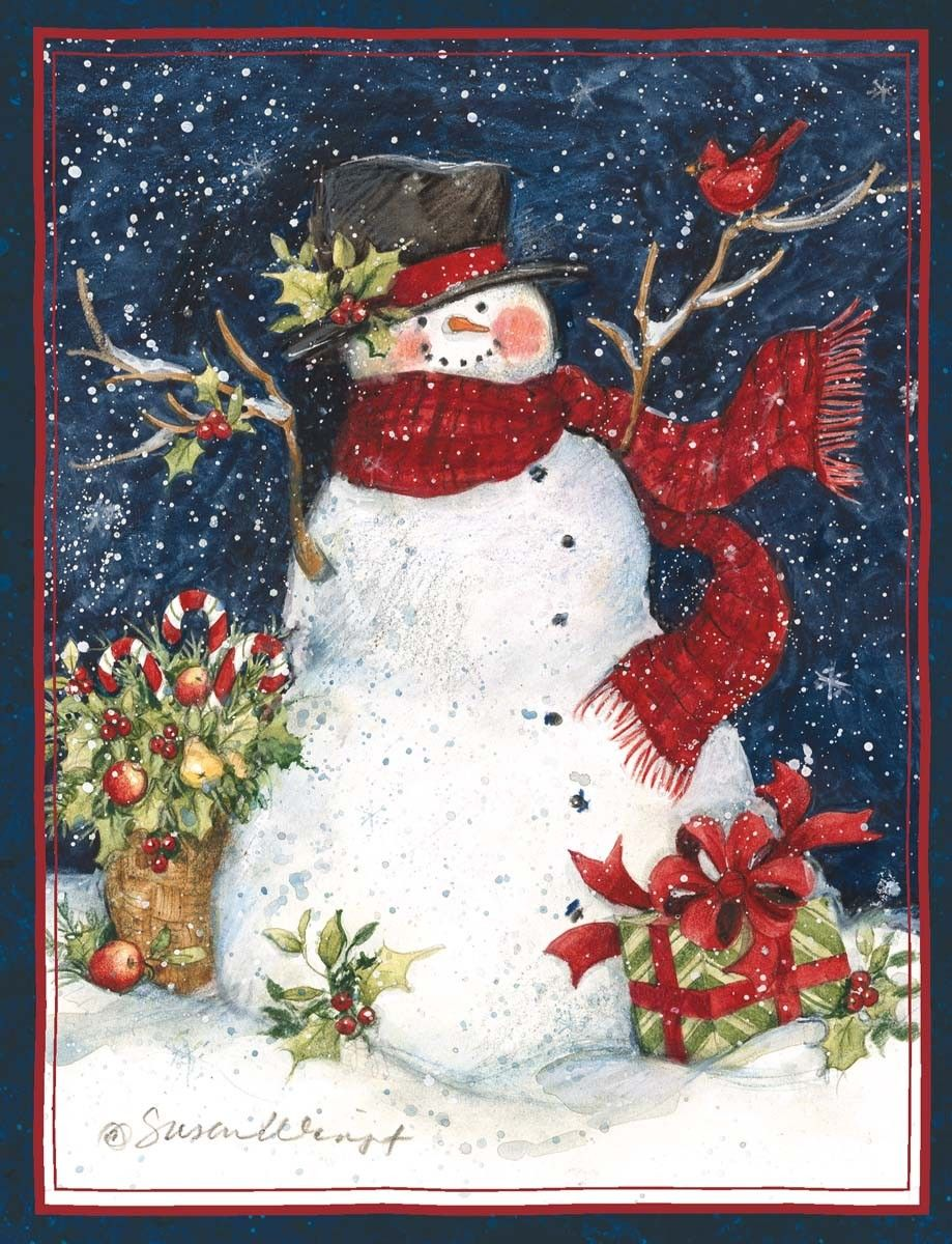joy christmas cards of singing angels google search snowmen