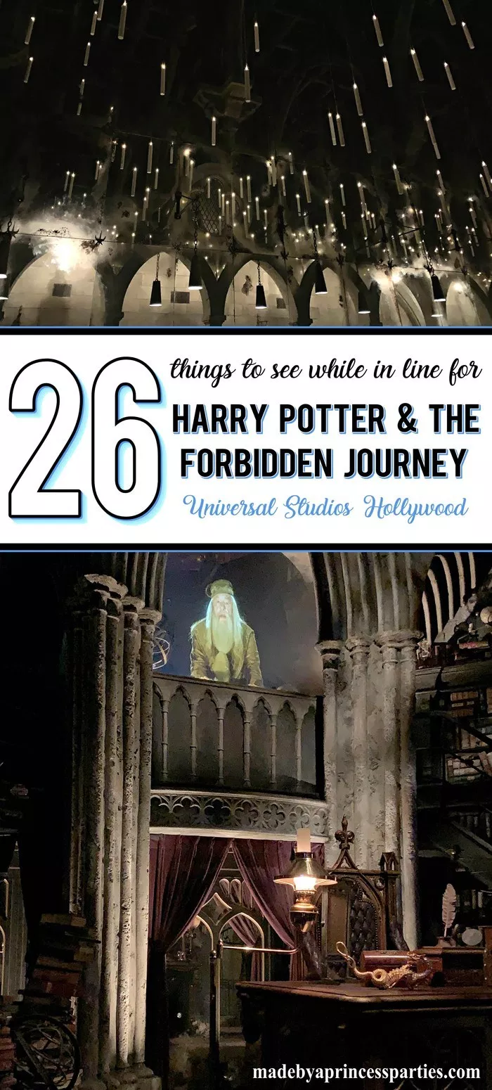 Harry Potter Fans Will Go Crazy Over These 26 Things To See While In Line For Harry Potter Harry Potter Ride Hogwarts Universal Studios Universal Studios Rides