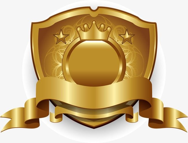 Golden Shield Shield Gold Label Golden Badge Gold Badge Png And Vector Hd Phone Wallpapers Mobile Legend Wallpaper Logo Gallery