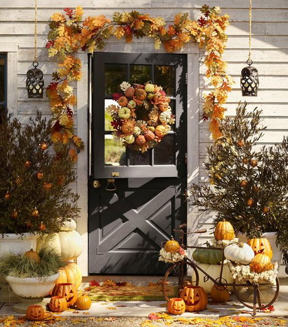 best home decorations for fall marvelous pottery barn fall decor rh pinterest com