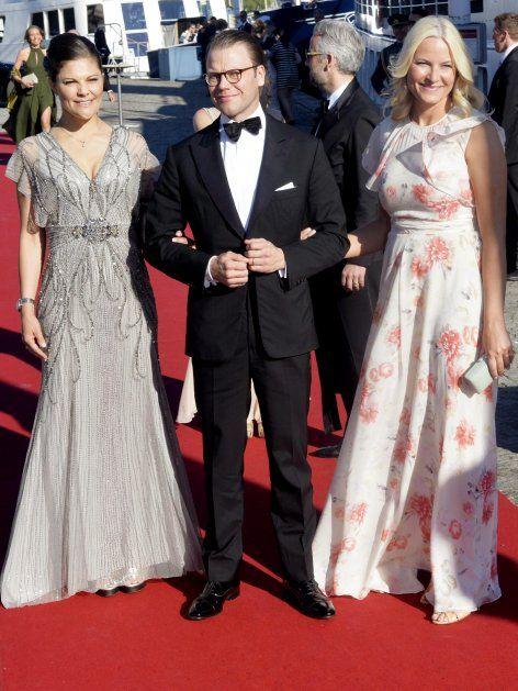 CP Victoria and Prince Daniel and CP Mette-Marit