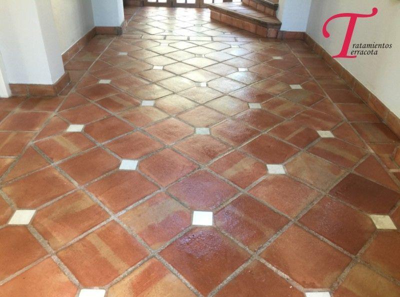 Pin En Trabajo De Limpieza Y Tratamiento De Suelo De Barro Interior En Estepona Málaga