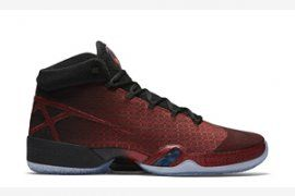 Air Jordan XXX Gym Red/Gym Red-Black 811006-601