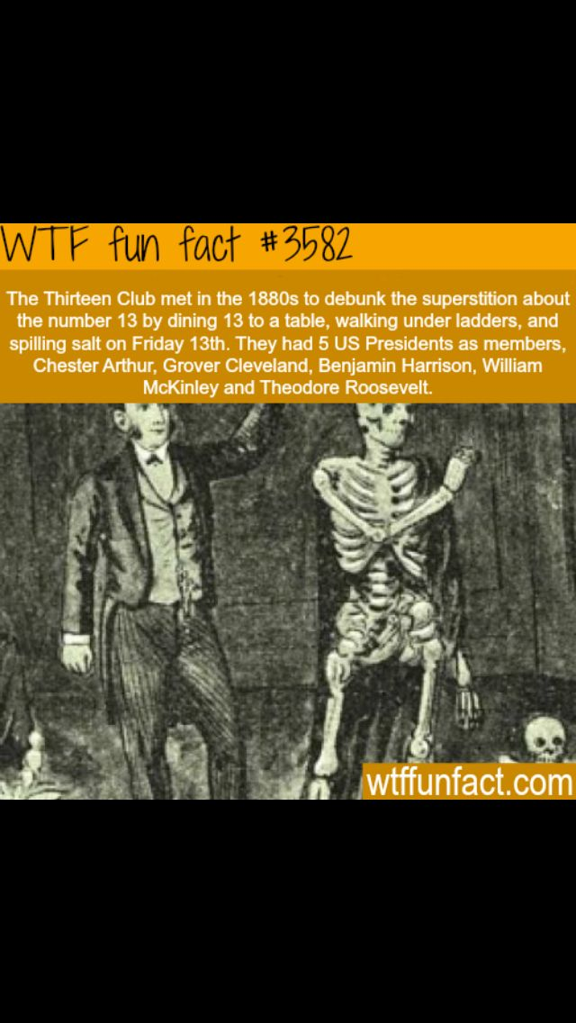 Funny how today is Friday the 13th | Funny facts Fun ...