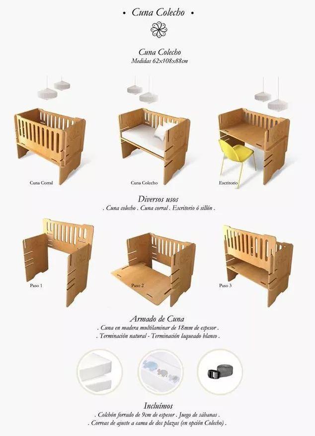 Resultado de imagen de cunas colecho artesanal | bebek | Pinterest ...