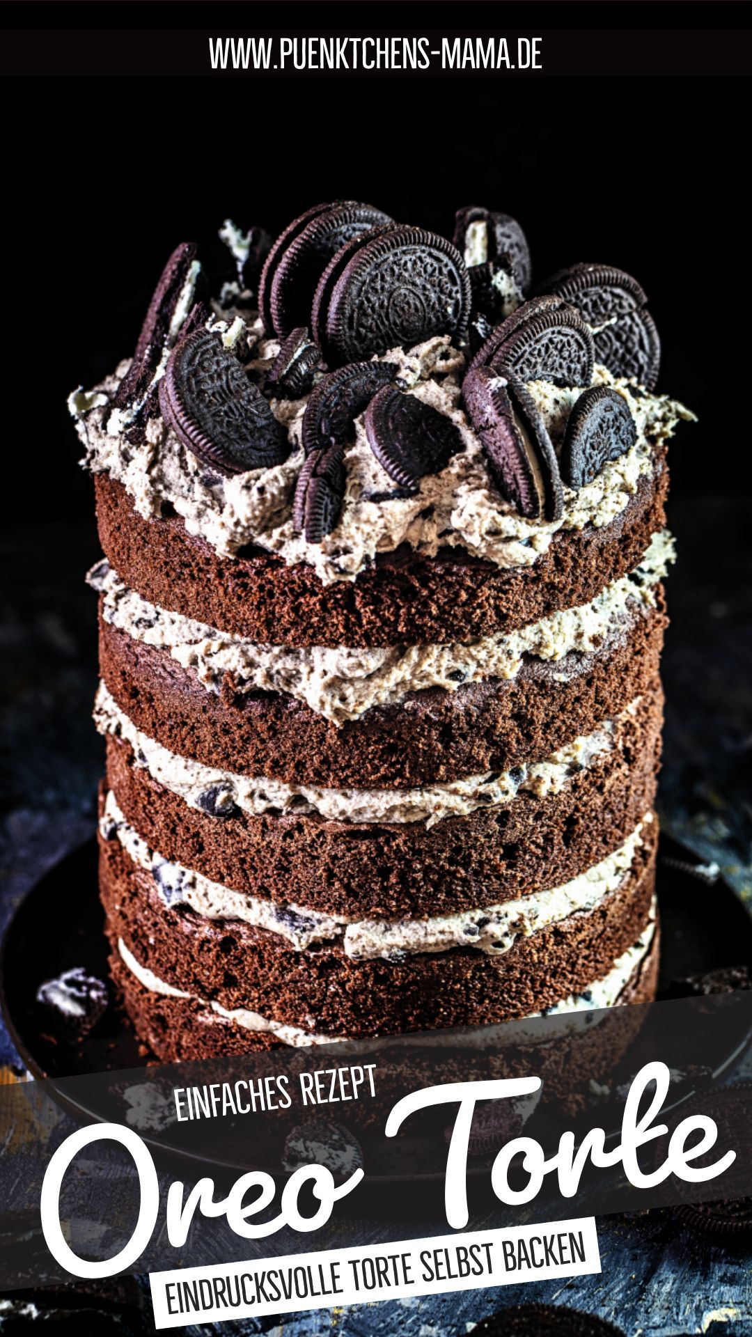 Oreo Torte Rezept Oreo Kuchen Oreo Torte Oreo Torte Rezept