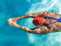 Get Trim When You Swim: 5 Secrets to Burning More Calories in the Pool - Fitness - Health.com