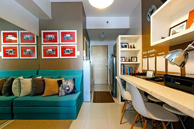 Small Space Ideas For A 23sqm Condo Condo Interior Condo