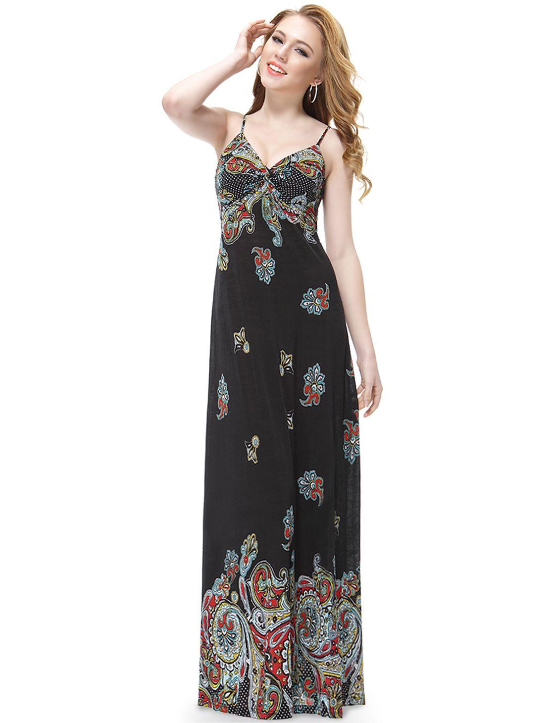 NWT Sexy Ladies Summer Long Maxi Dresses - Ever-Pretty US | Summer ...