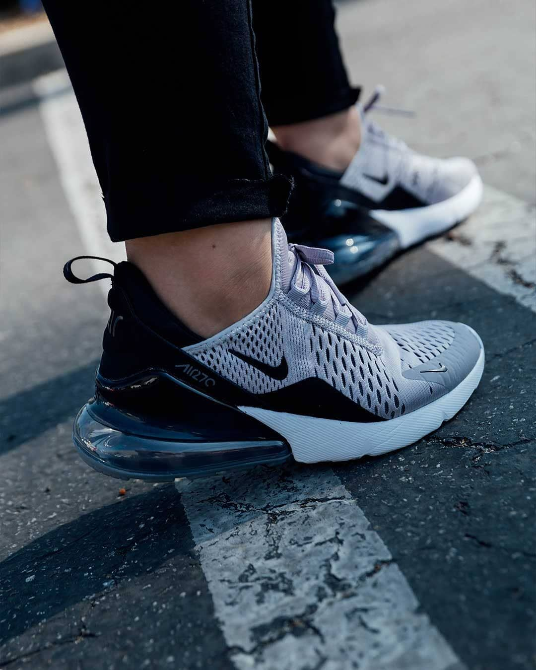 Nike Airmax 270 Atmosphere Grey For Women In Store And Shiekh