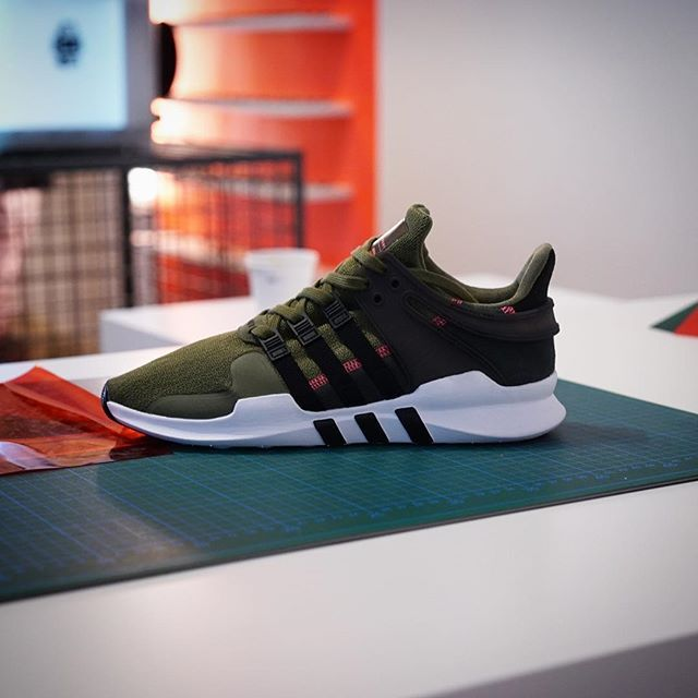 adidas EQT ADV Launch-ing exclusively @footlockereu 26th January